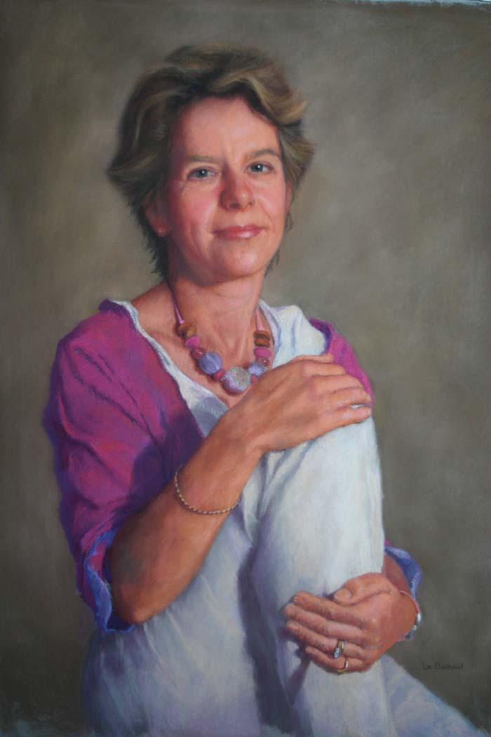 Frances Horner - Pastel