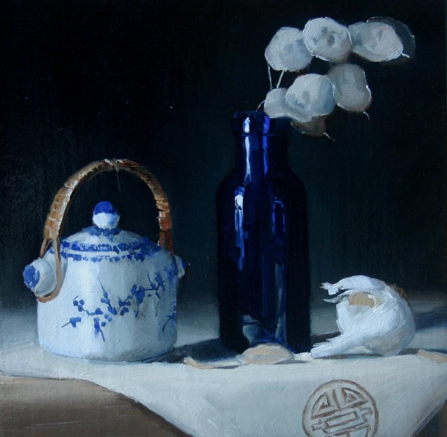 Oriental Honesty - Oil