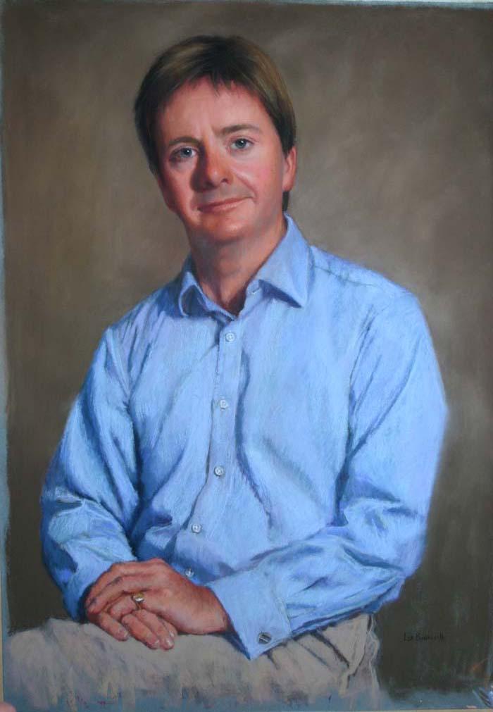 Peter Hornor - Pastel