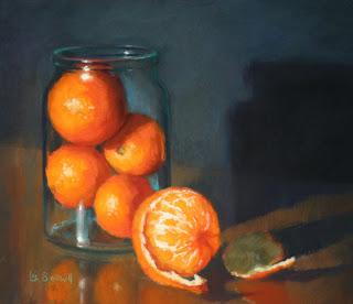 Citrus Jarred - Pastel
