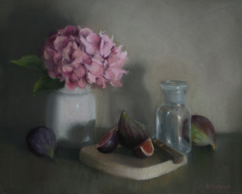 Hydrangeas and Figs