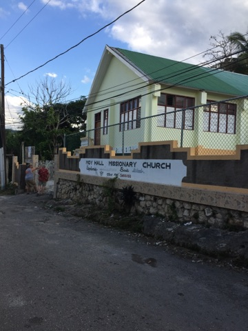 Jamaica YWAM Base 2016