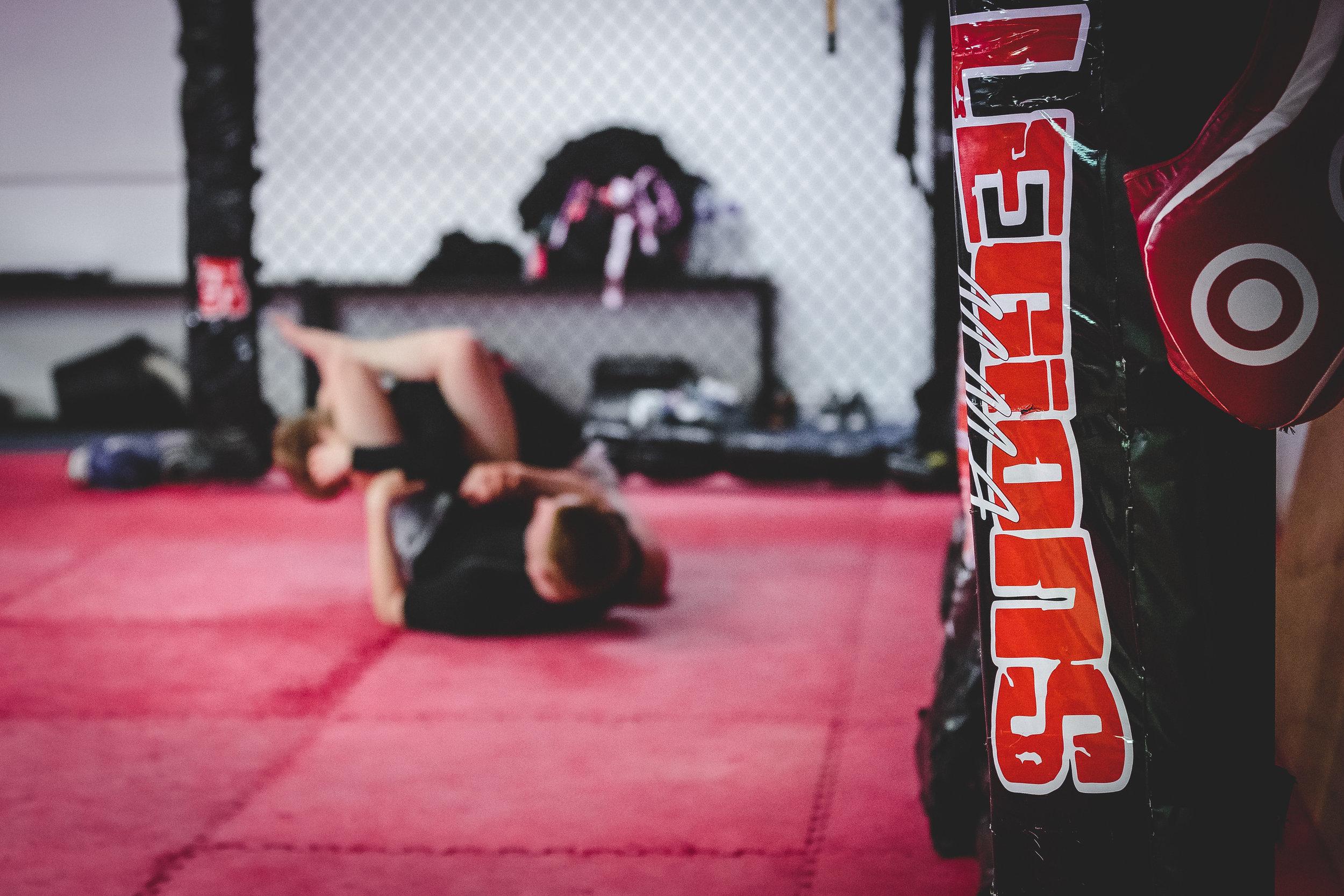 Legions Gym York - MMA