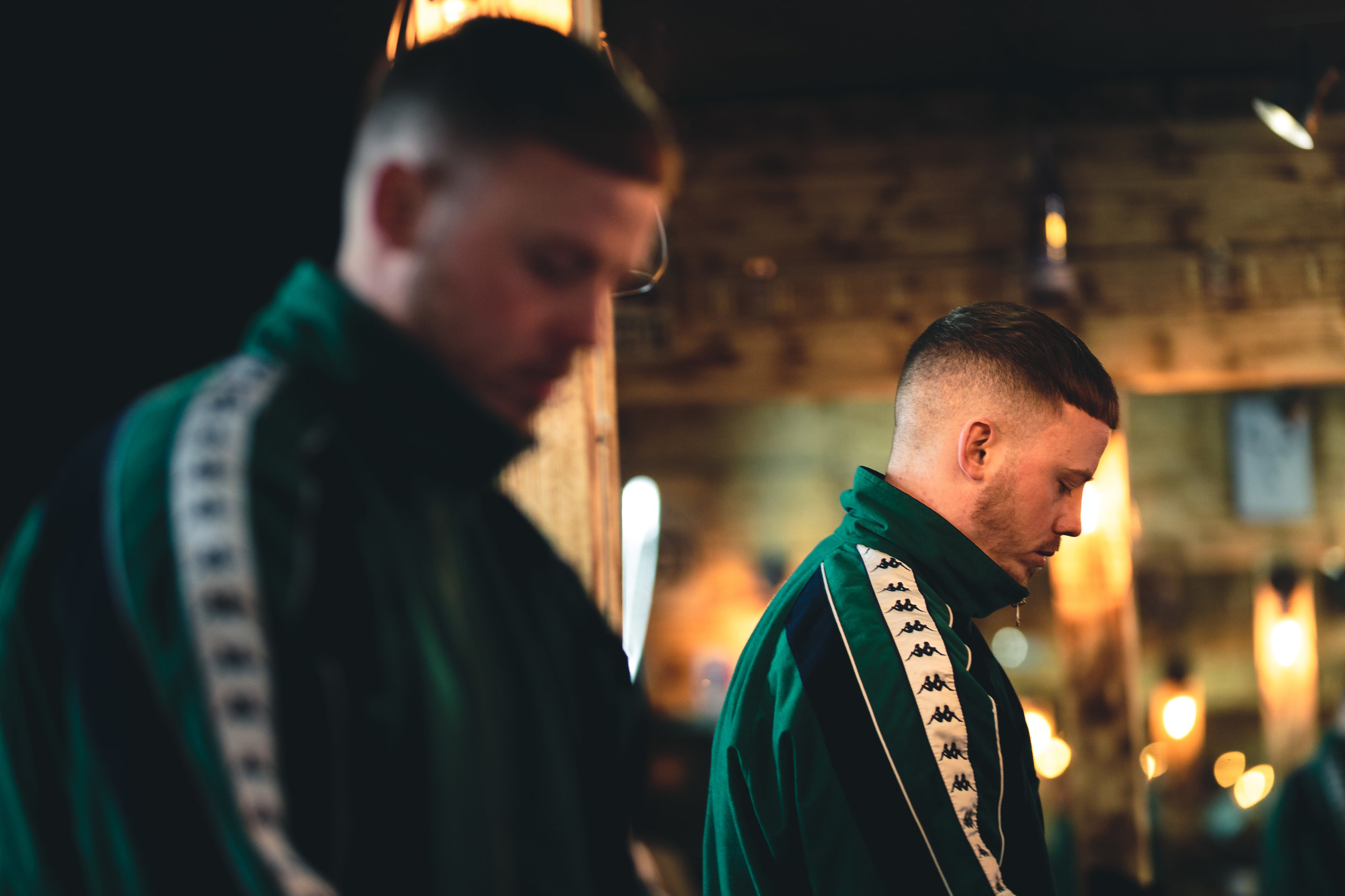 Bare Knuckle Barber Reflections