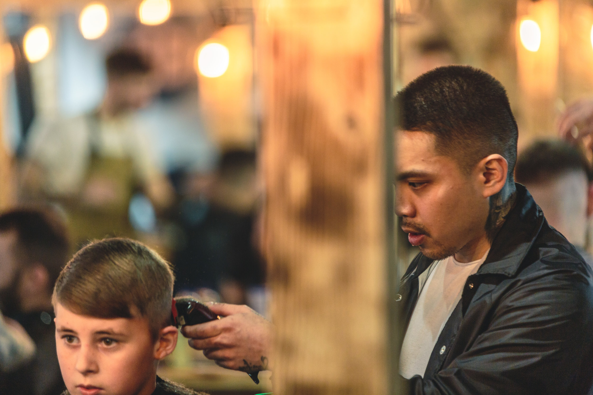 Blak Bear Barbering, York