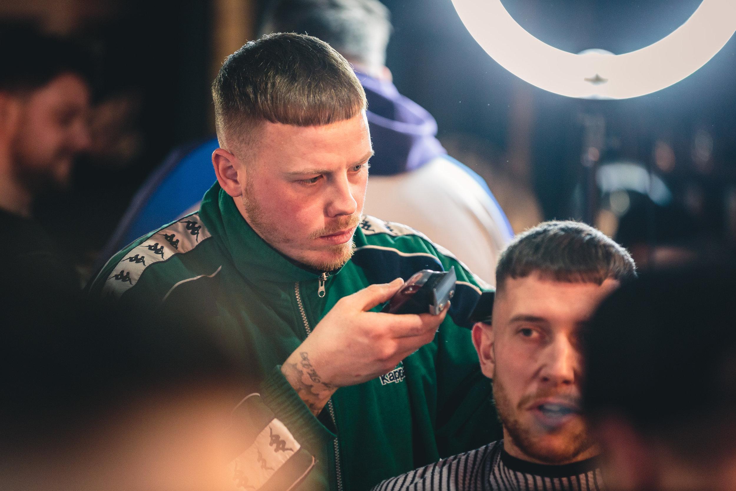 Bare Knuckle Barber