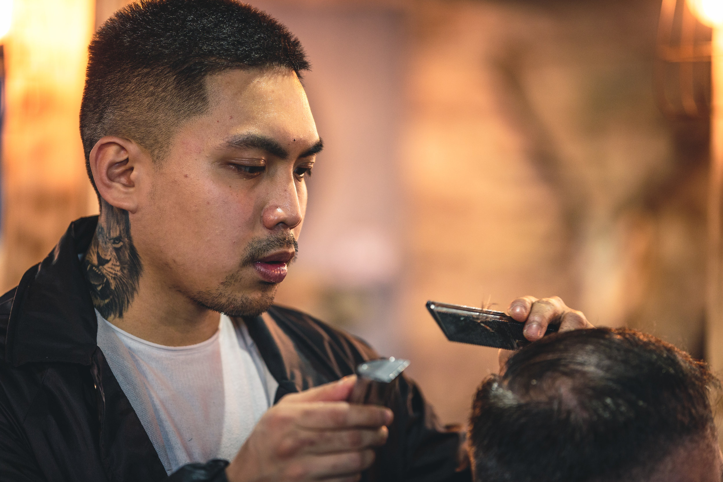 Barber Focus