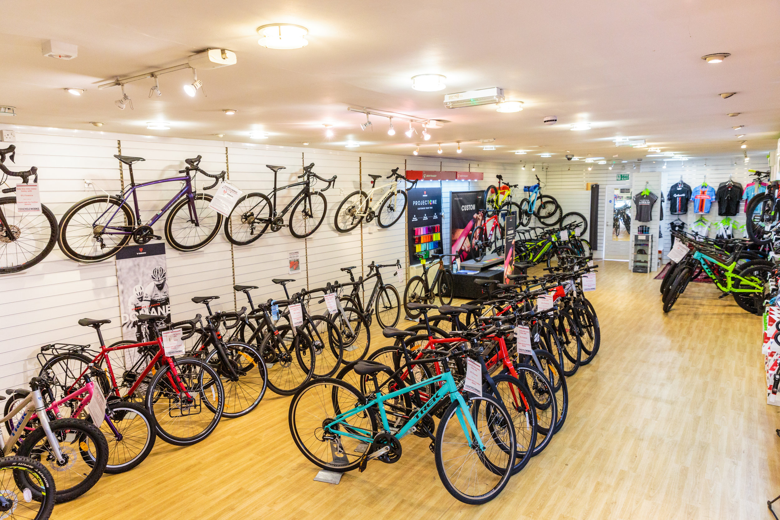 York Cycleworks Store