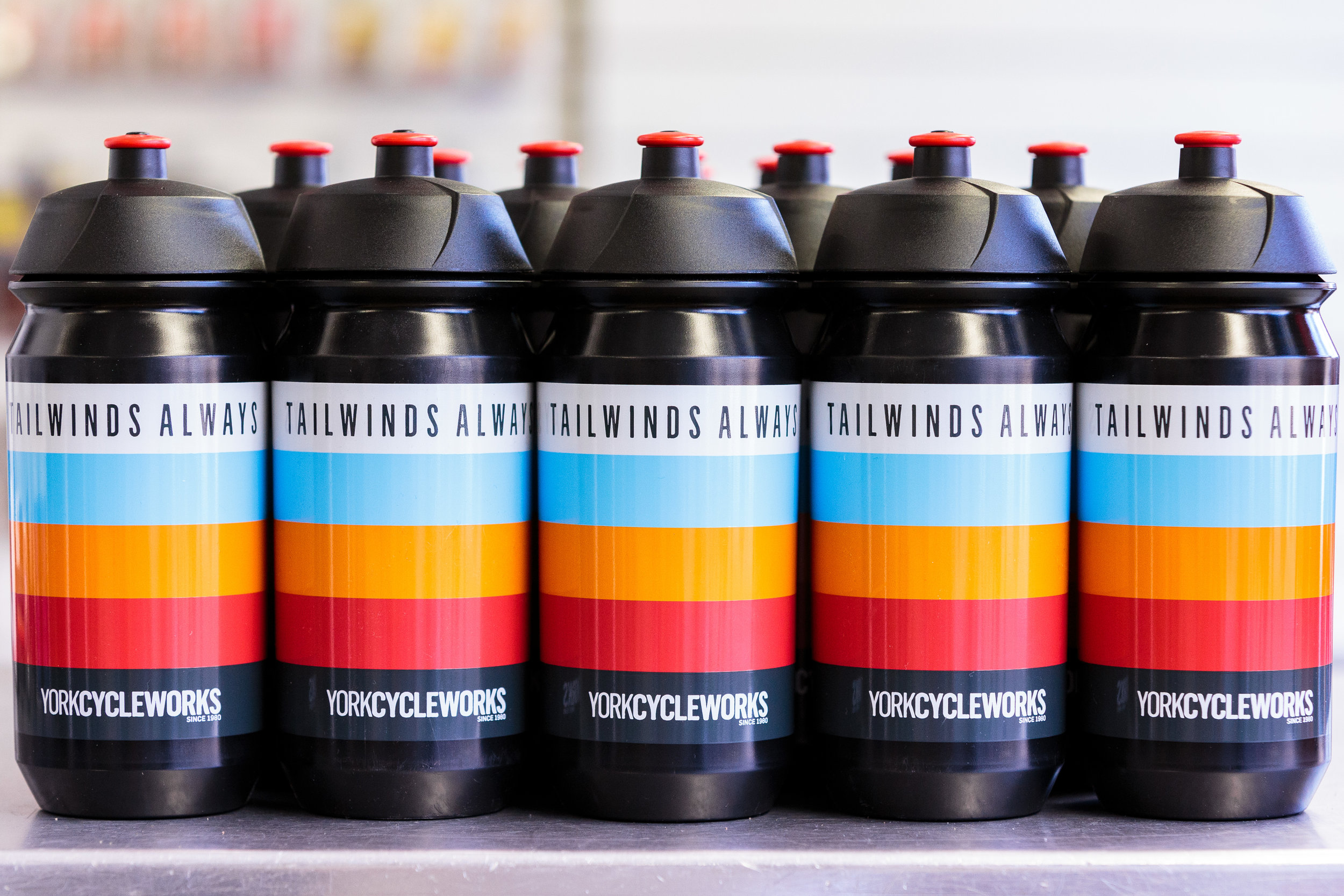 York Cycleworks Bottles