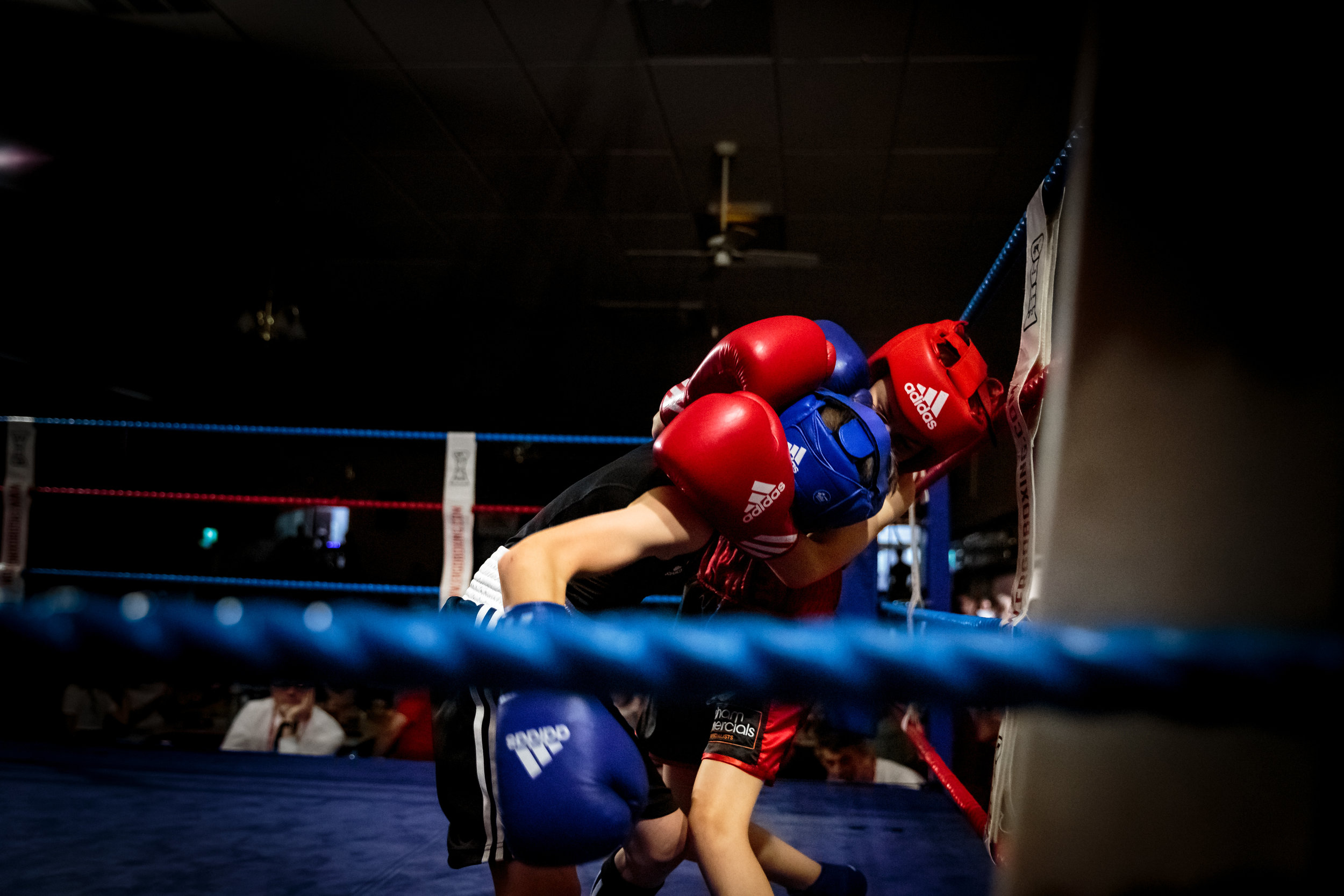 Legions Amateur Boxing Club Show