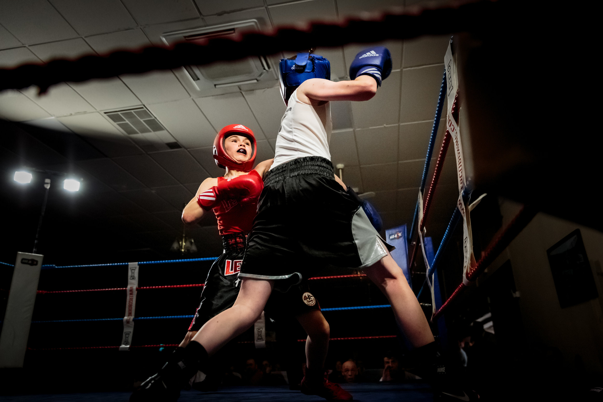 Combat Sports Photography