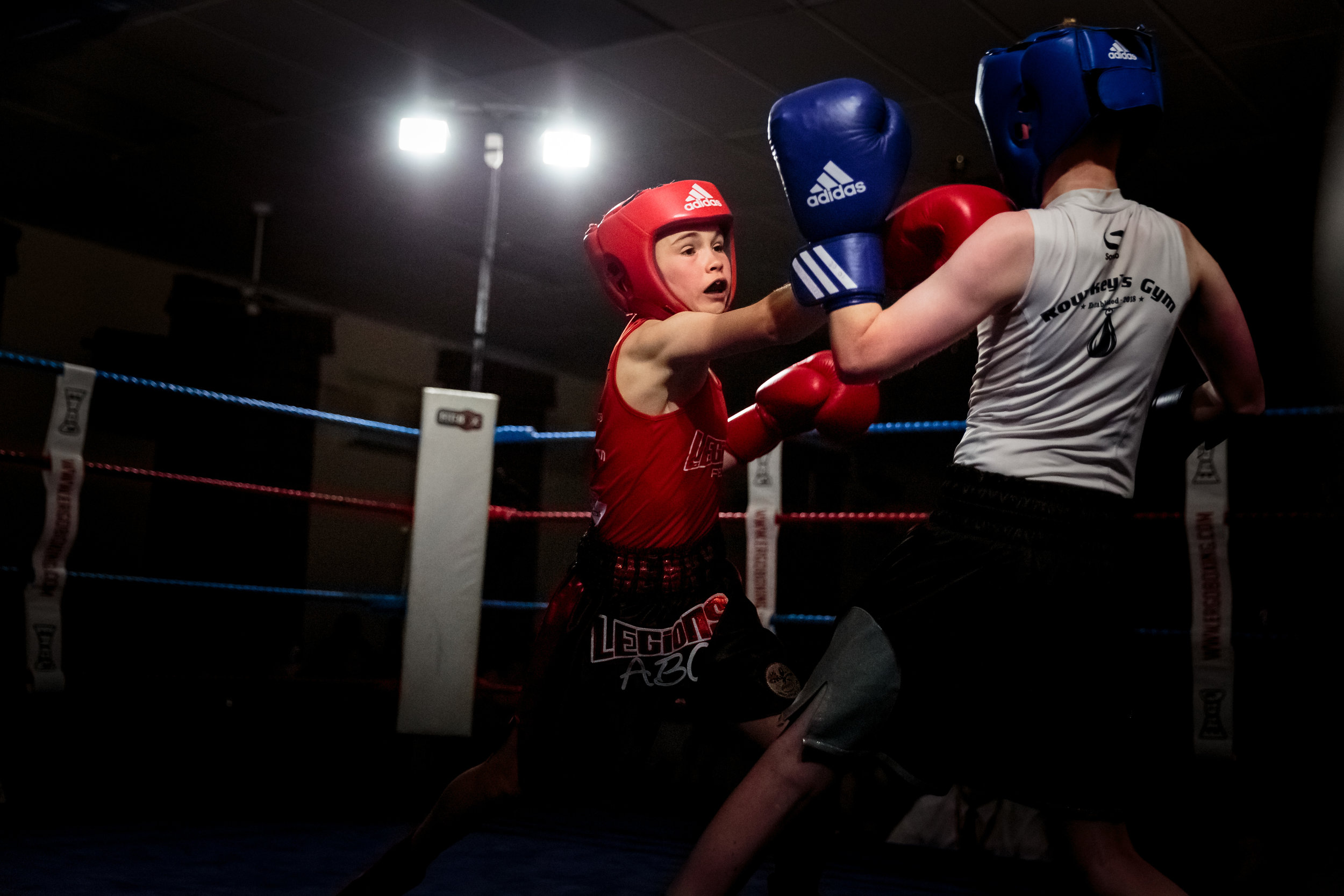 Amateur boxing in York