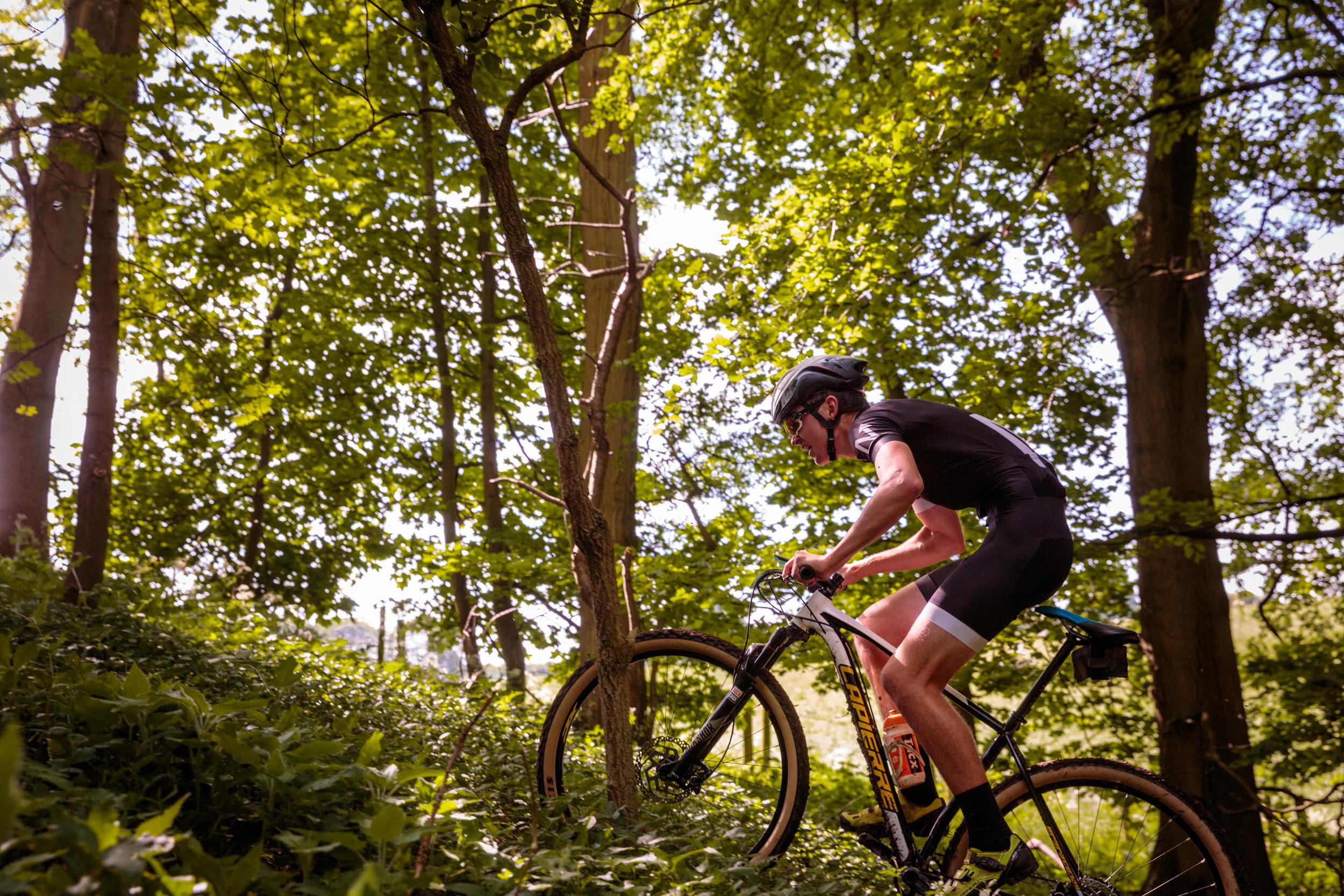 Northern Ride Mountain Biker