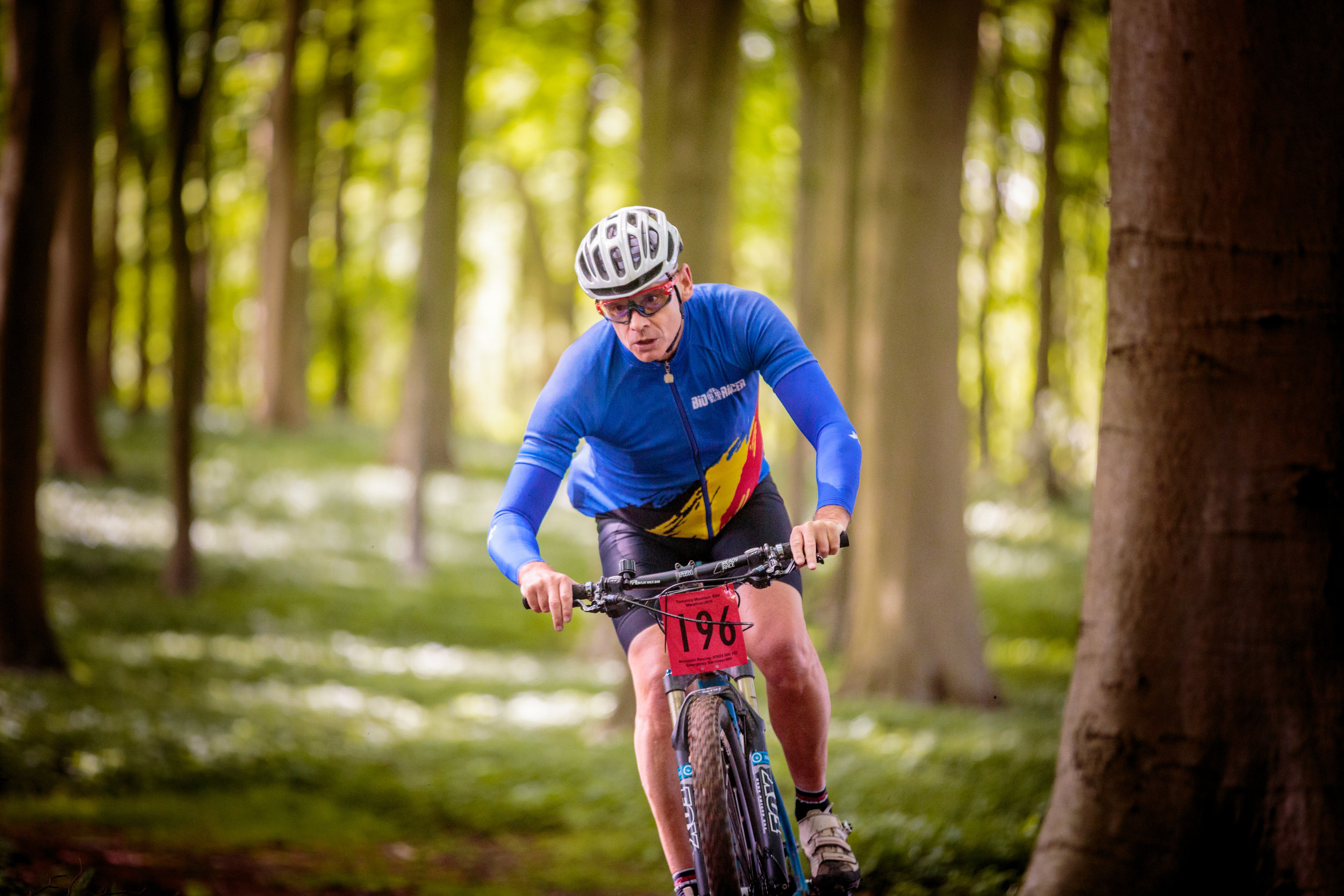 Yorkshire Mountain Biker