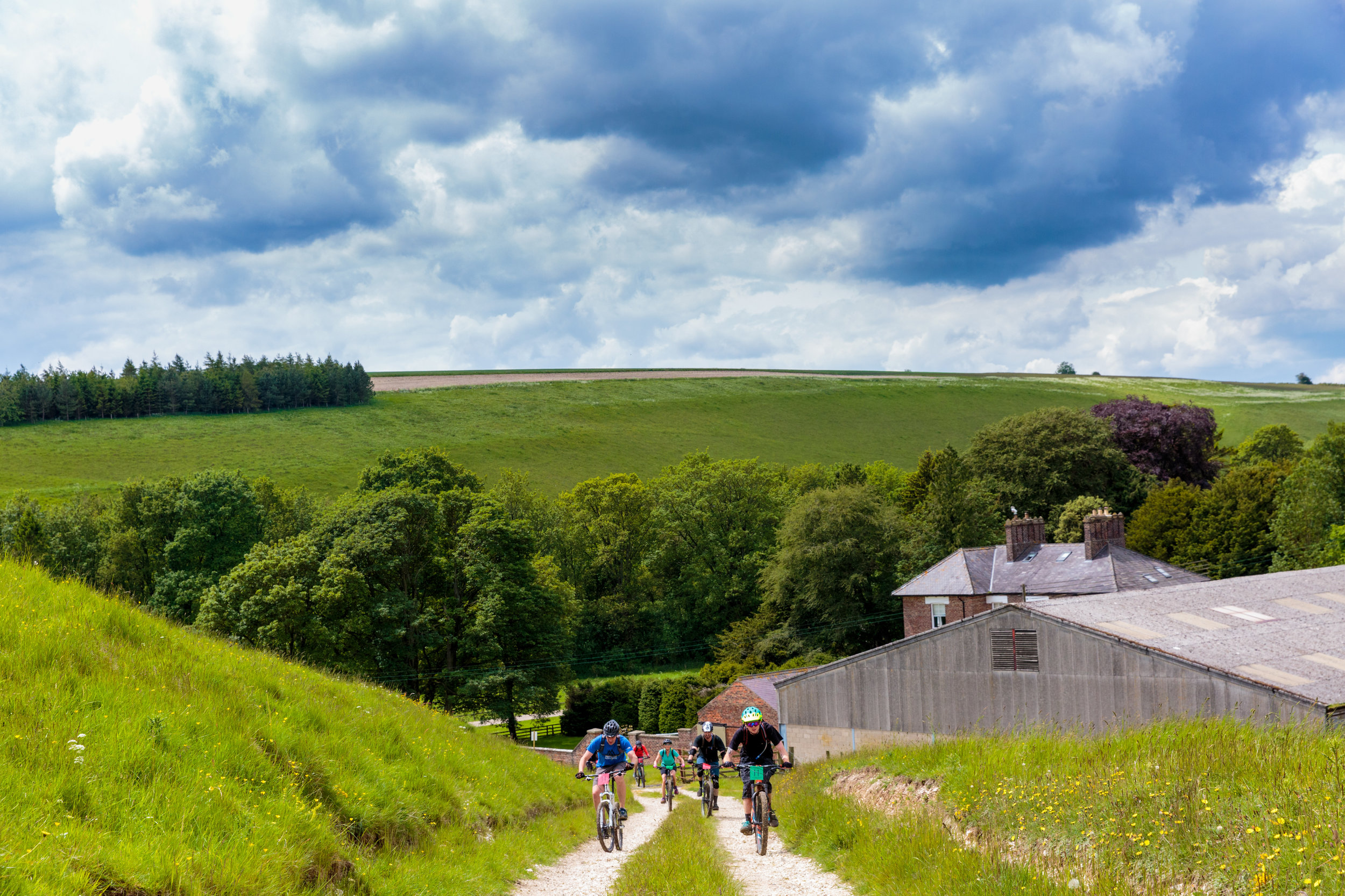 Yorkshire Mountain Bike Marathon