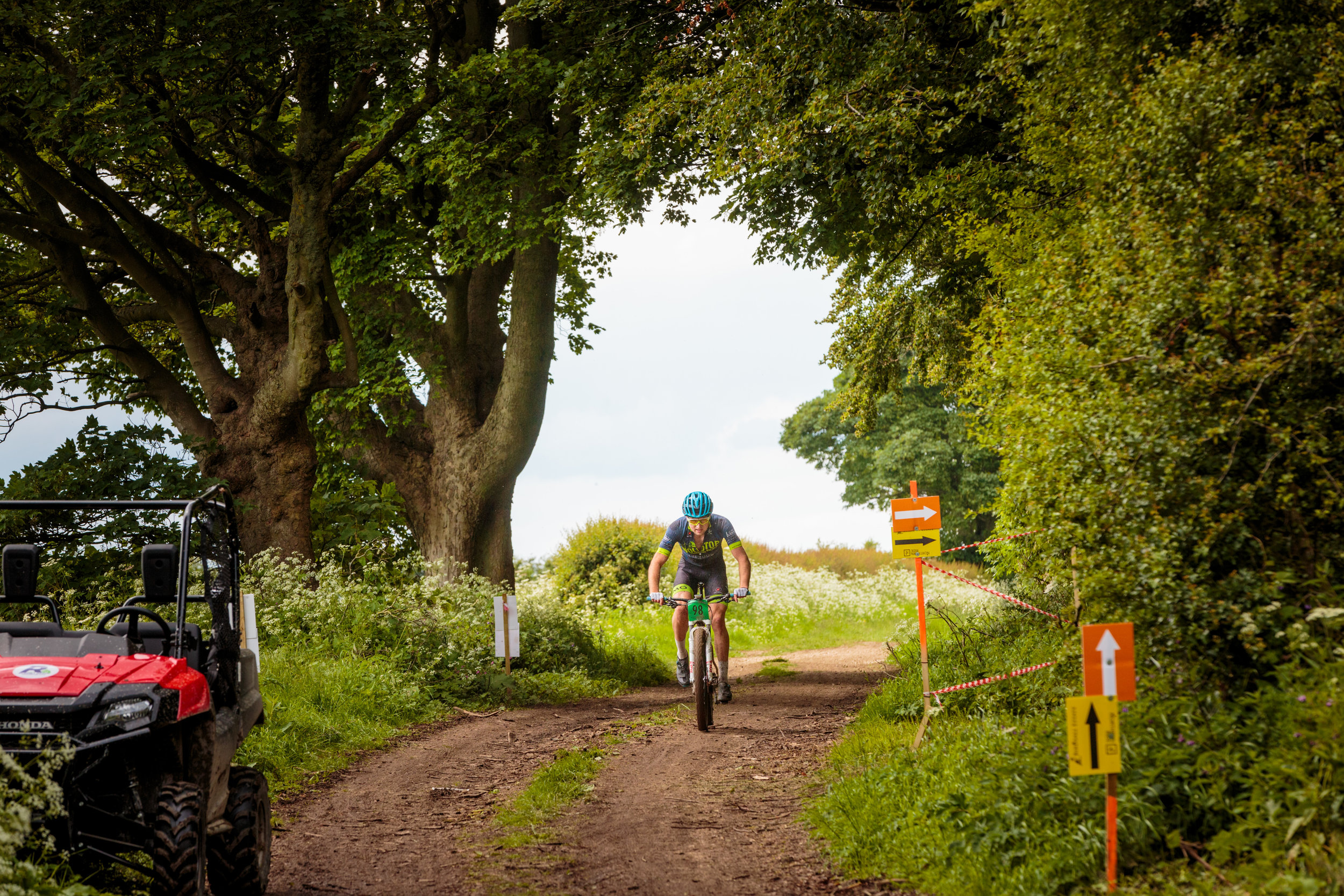 Cycling Off Road