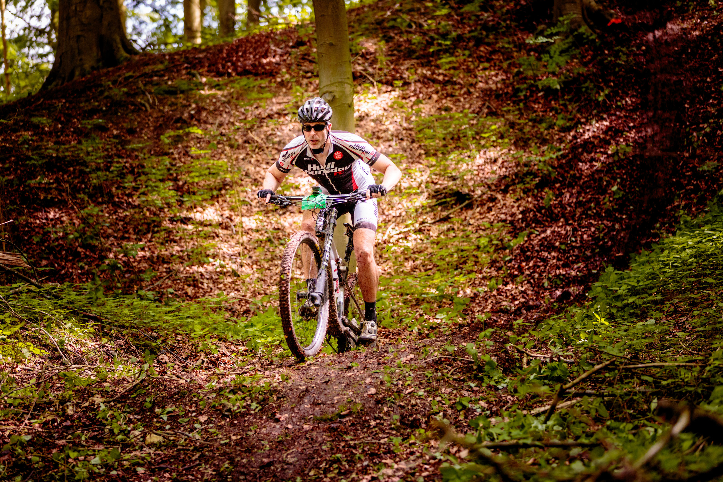 Mountain Biking in Yorkshire