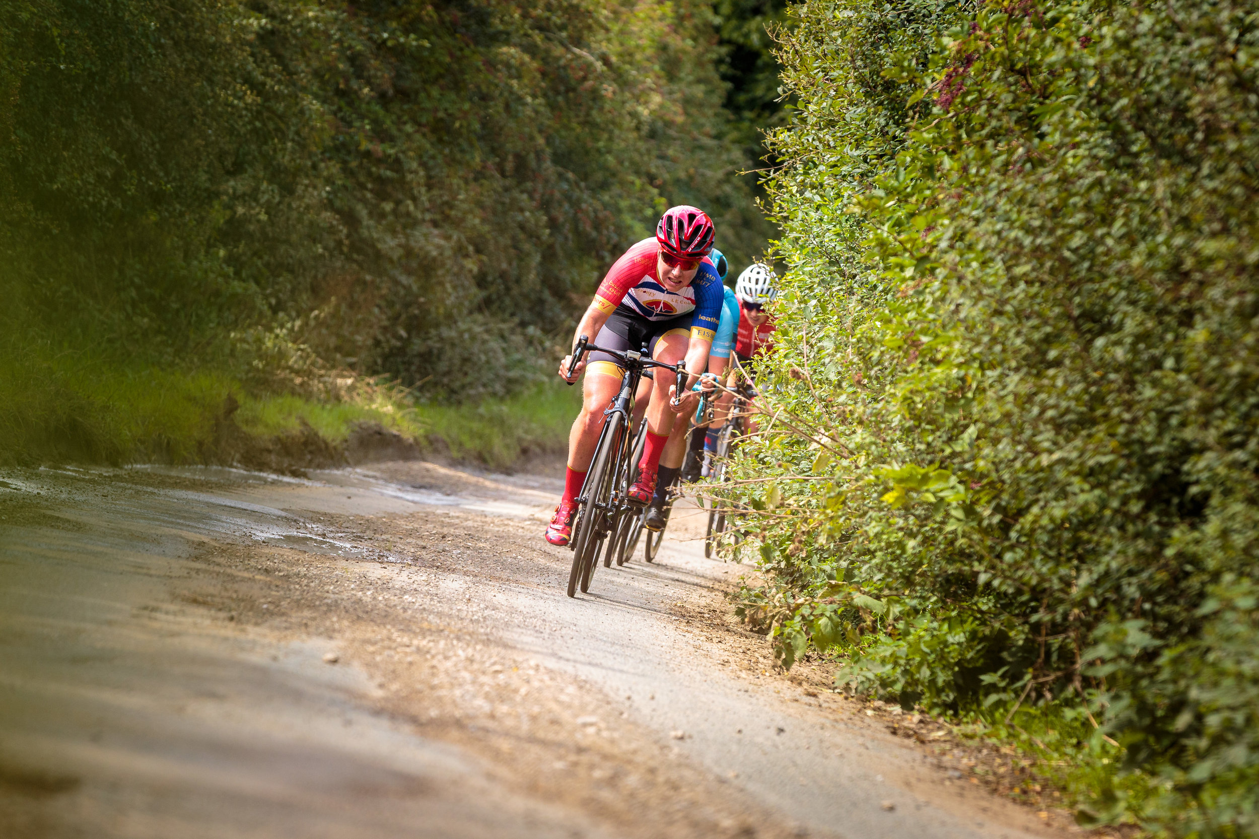 Storey Racing Leading the Peloton