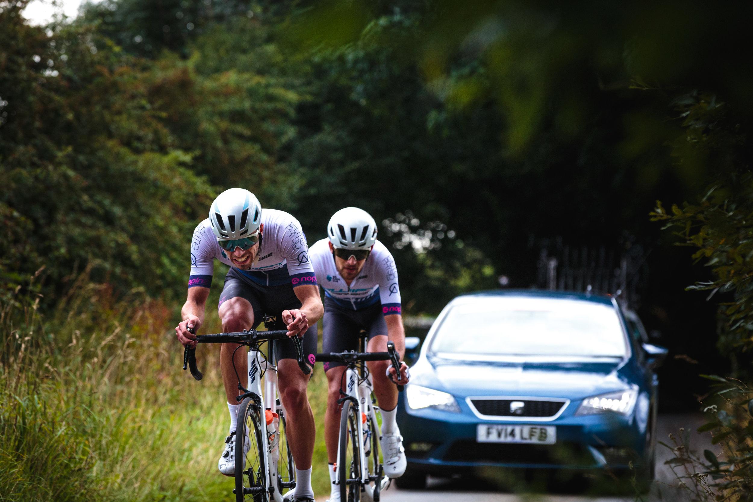 The Dream Team: James Shaw & Jacob Scott of Swift Pro Racing