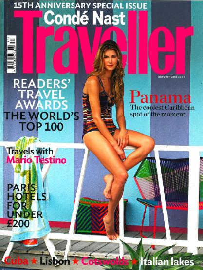 Condé Nast Traveller - October 2012-p.png