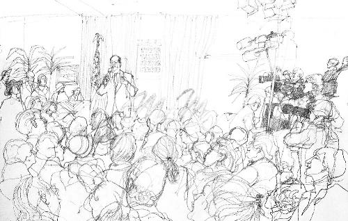 CT117 Carter-Ford Debate/Bush-Ferraro Debate/ Gerge HW Bush/Senator Everette Dirksen/Media/John Ehrichman/Watergate/George Romney/Anwar Sedat/Senator Paul Simon/ New Your City at Christmas/Boston/Chicago/Mondale-Dole Debate
