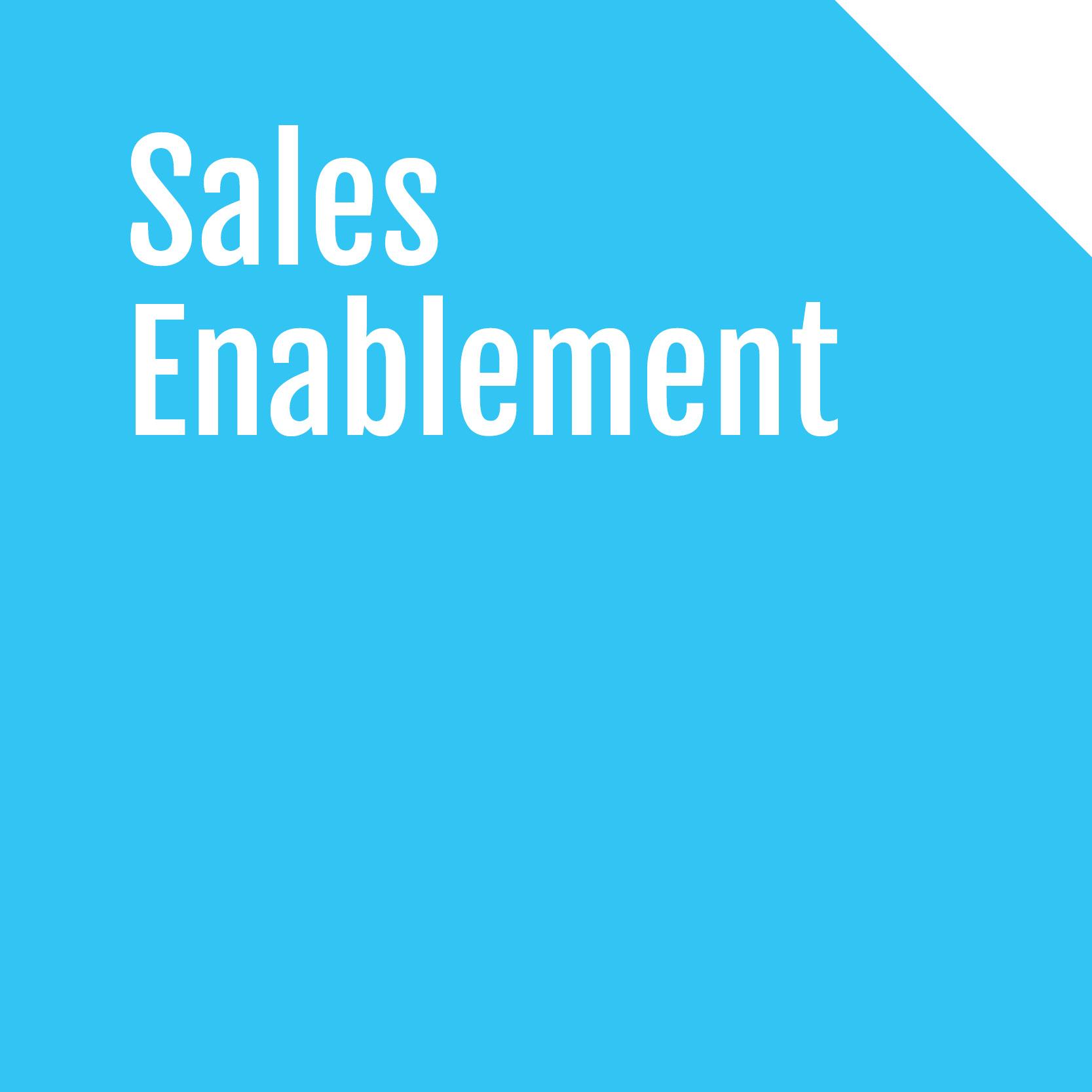 - Customer AcquisitionSales DecksCase StudiesPartner Channels