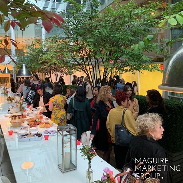 We can't get over how amazing out community is! The @WomenGrowingEmpires official launch party was INCREDIBLE! Not only did the party SELL OUT within a few weeks of announcing, but we even had a huge waitlist of amazing women who were eager to celebrate with us! . If you were lucky enough to snag a ticket, let us know in the comments what your favourite part was!! . . . #LaunchParty #WomenGrowingEmpires #PowerfulWomen #WomenSupportingWomen #Party #Celebrate #PartyTime #Launch #AccountabilyGroup #GoodNIght #WomenBusinessOwners #SmallBusinessOwner #SmallBusiness #MaguireMktg #Marketing #B2BProfessionalServices #B2BMarketing #B2B #B2BMarketing #SoldOut #SoldOutEvent #SupportLocal