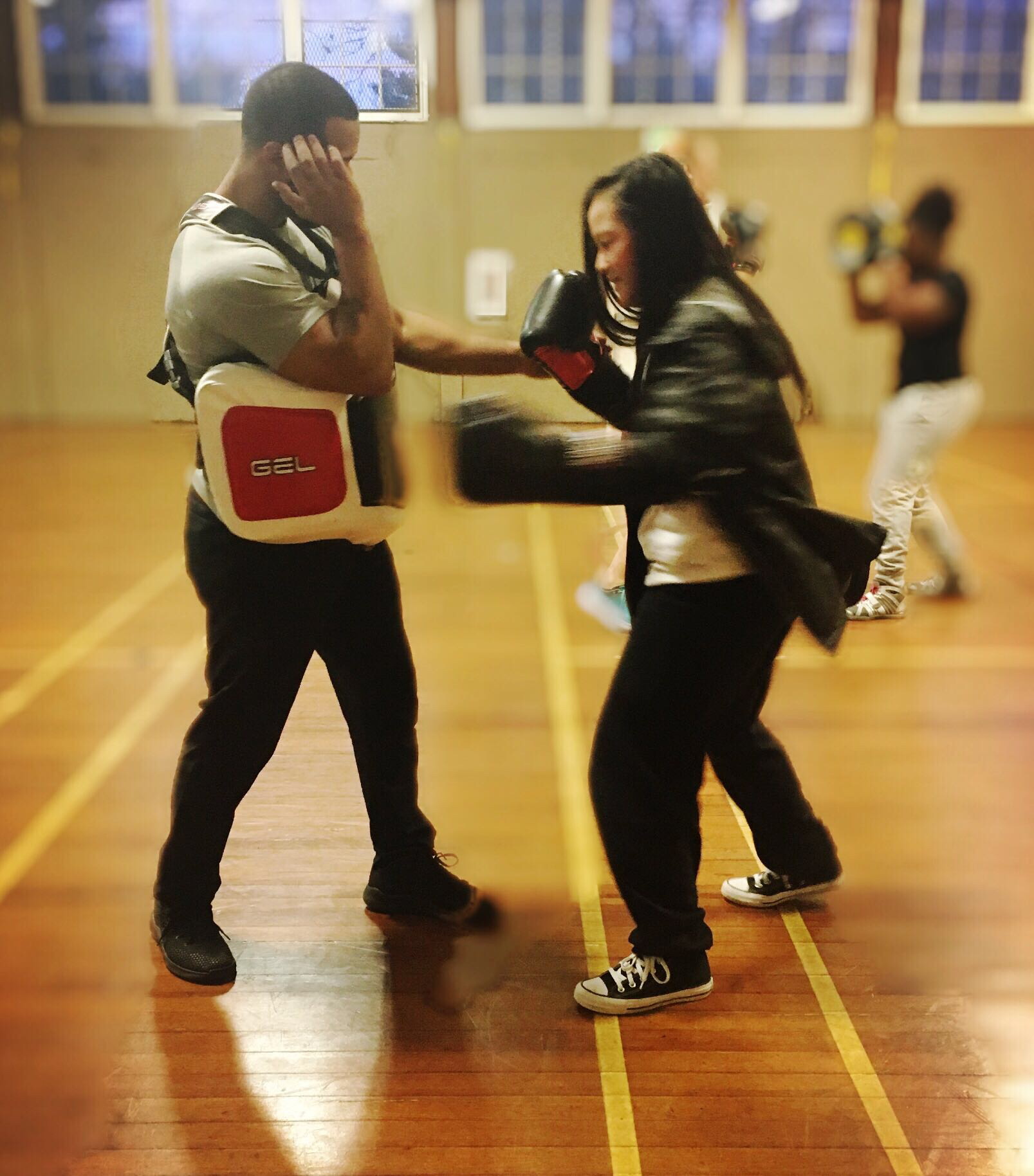 [Boxing