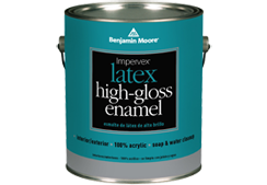 Impervex Latex High Gloss Enamel