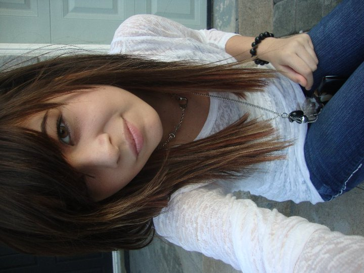 Cue embarrassing photo of me in high school to show you that i was, in fact, an embarrassing high school student at one point  (YEs the photo is meant to be sideways. Do you even tumblr?)