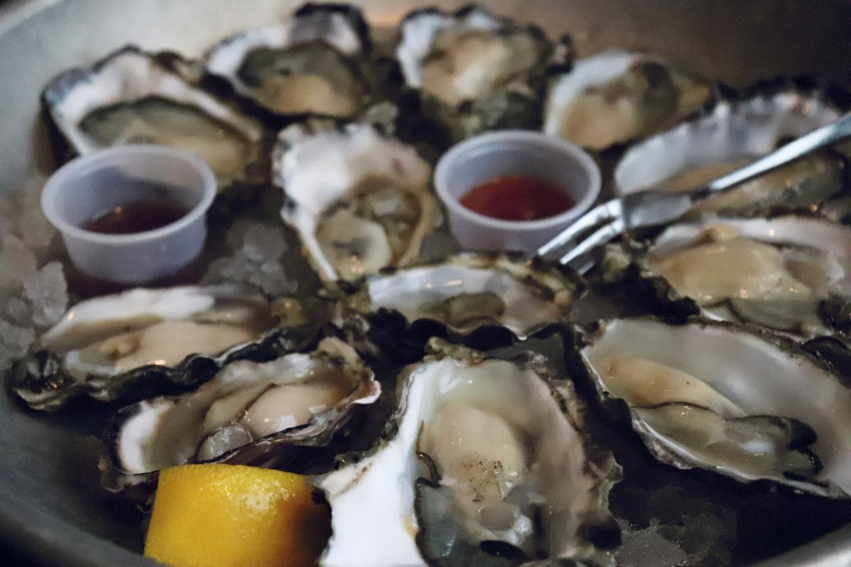 Sequim Seafood Company Raw Oysters Hood Canal Olympic Peninsula Washington