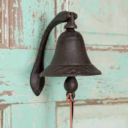 gifts for homesteaders cast iron dinner bell.jpg