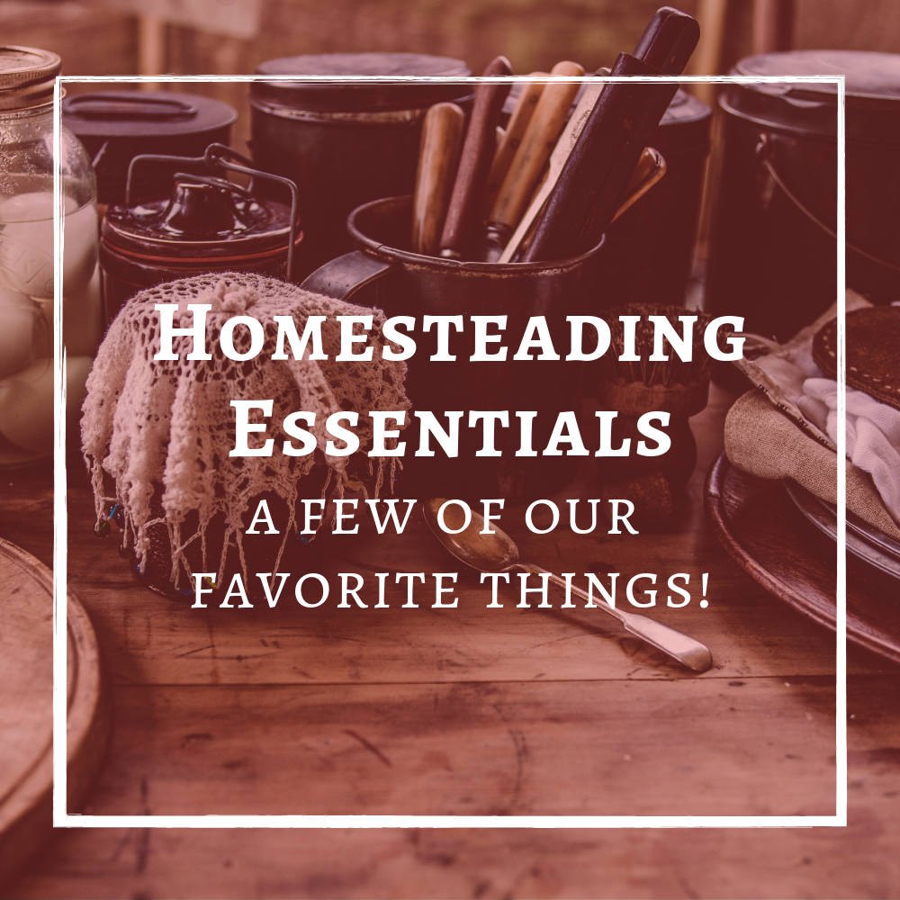 Gifts For Homesteaders Homesteading Must Haves