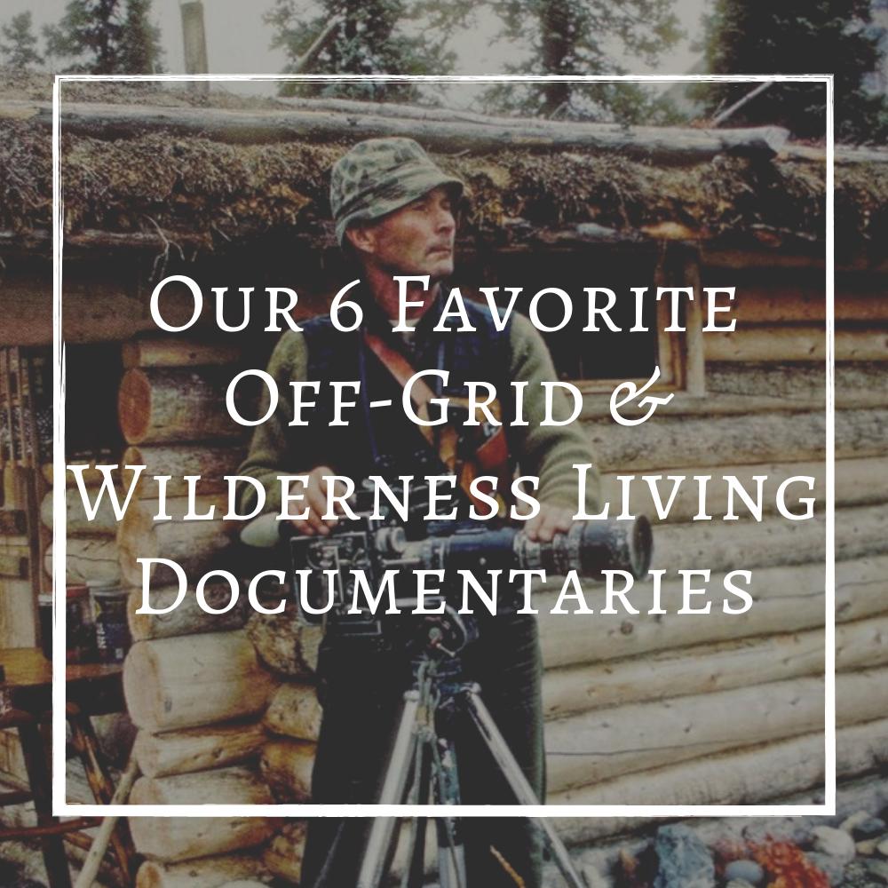 Off Grid Wilderness Living Survival Documentaries Films