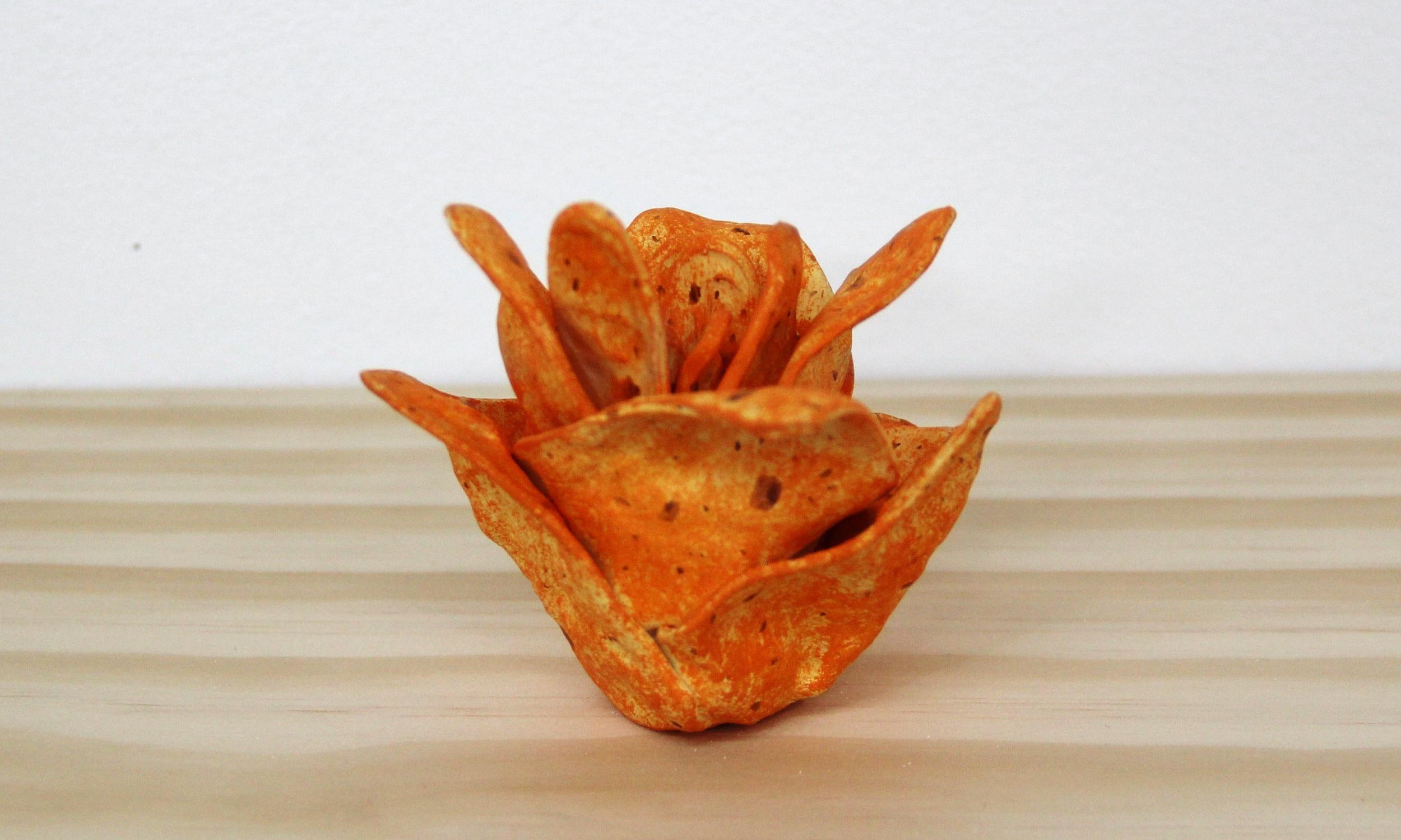 Flavored Tortilla Chip Rose