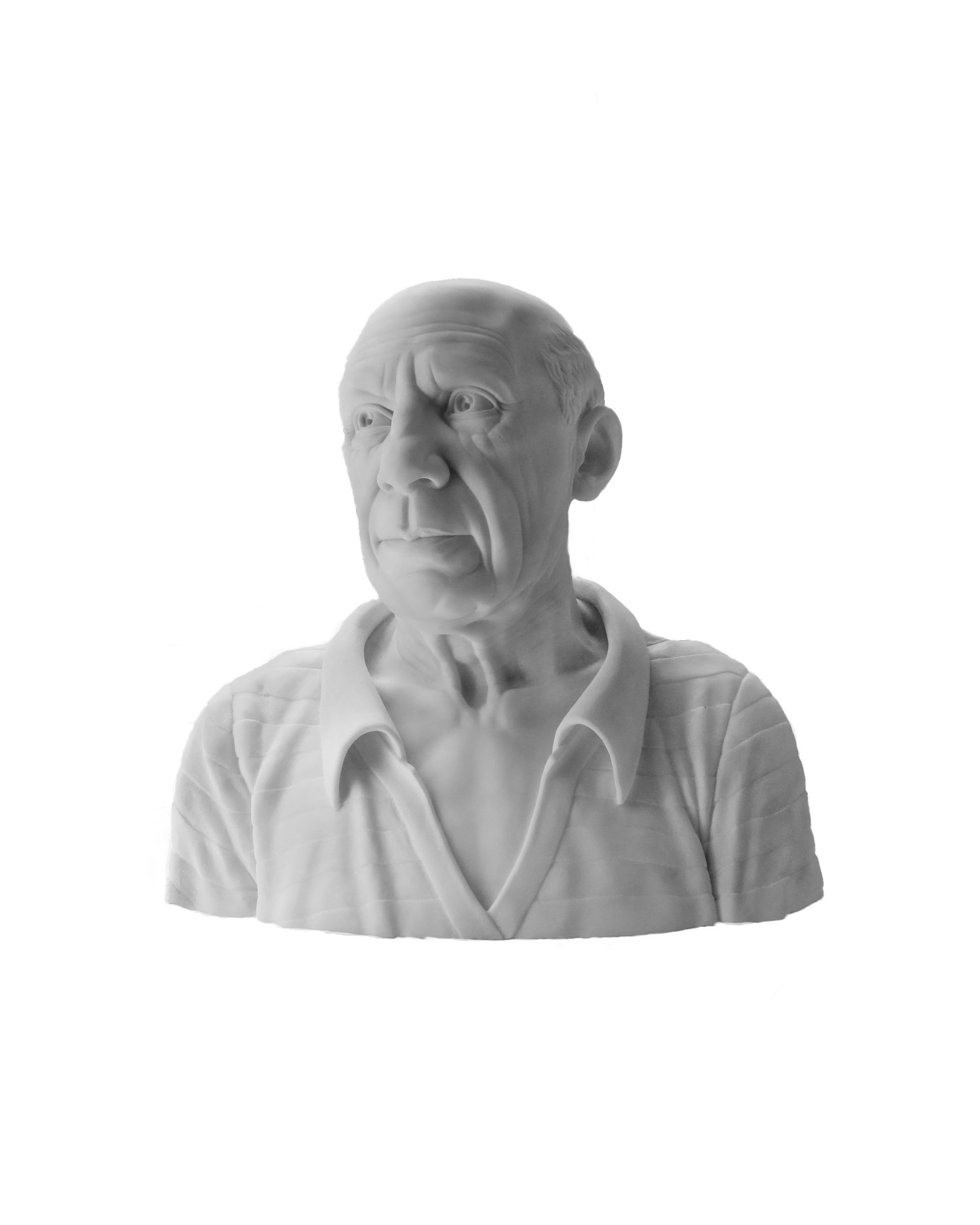 North American Sculpture Collective   Pablo Picasso Bust , 2019  $41,000   VIEW DETAILS