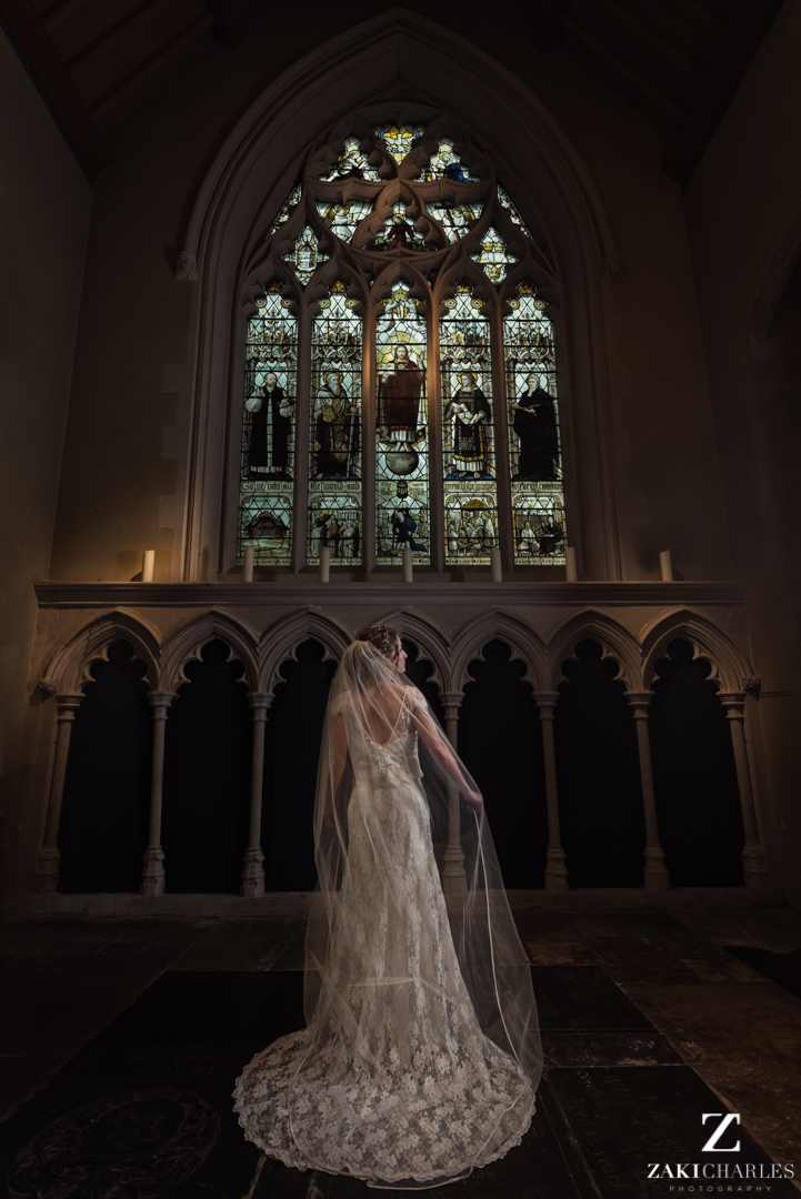 St aldates church wedding