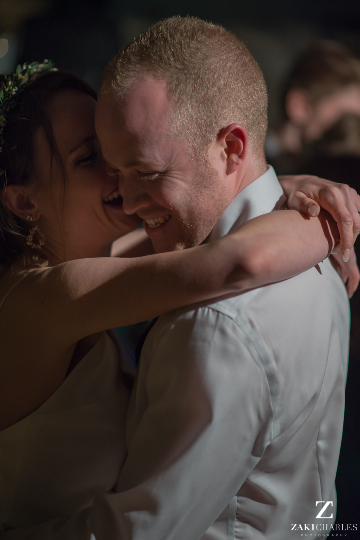 First dance at the crown and thistle