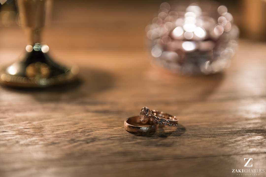 Wedding rings at the crown and thistle abingdon