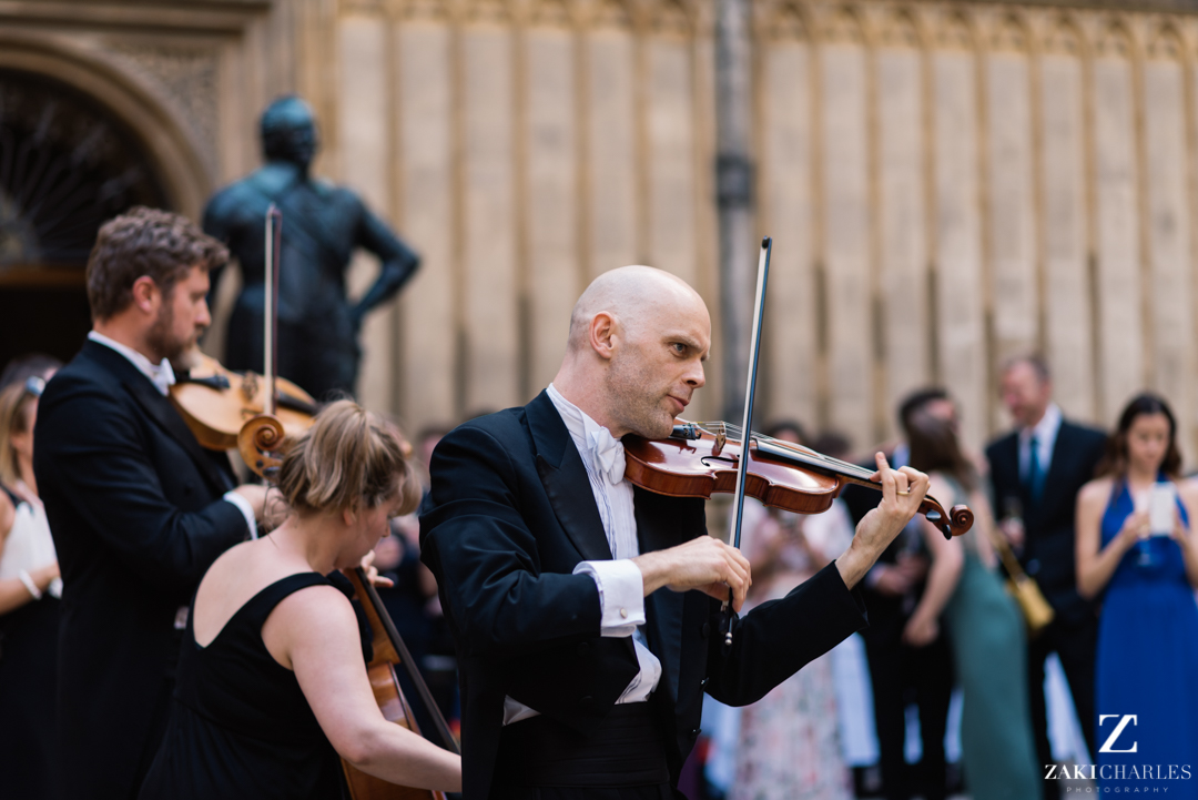 Entertainment at The Bodleian Library