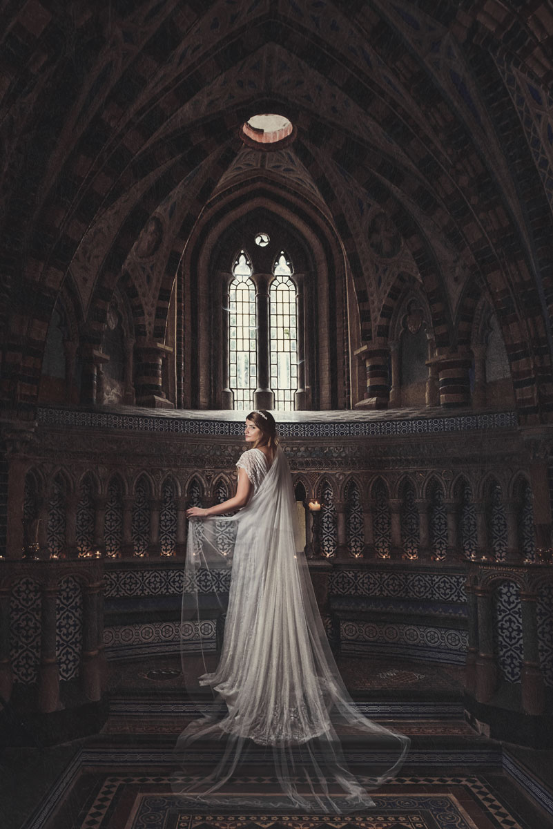 Horsley Towers Weddings alter photo