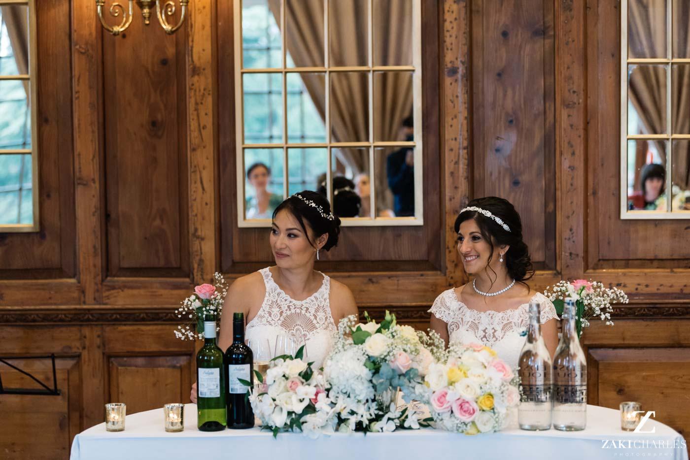 Same sex wedding at Hedsor House 4