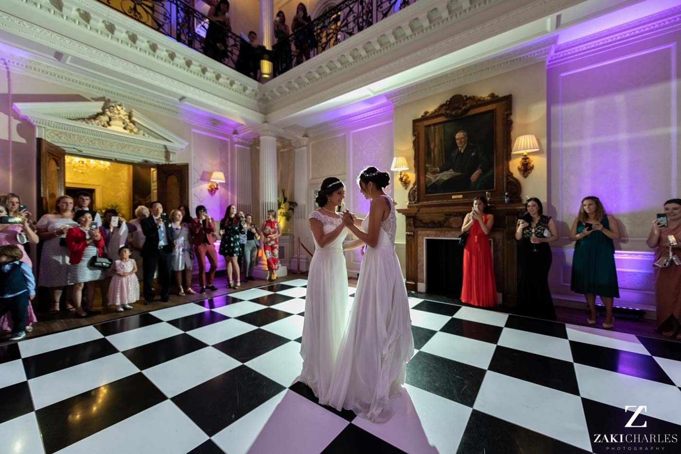 First dance Candy & Edi Hedsor House 1