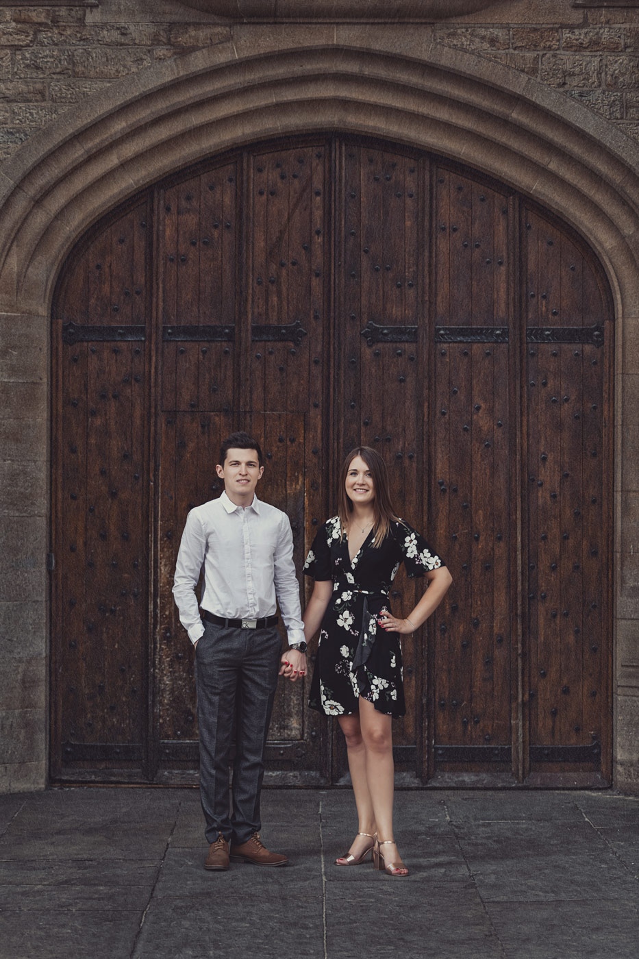 Professional Oxfordshire engagement photography