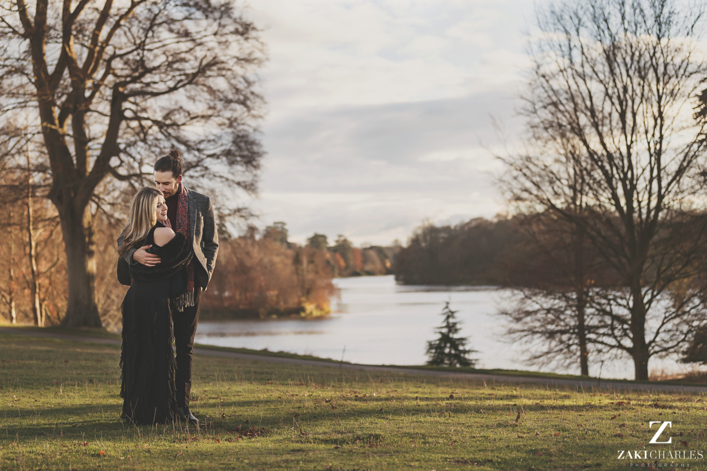 Blenheim Palace Engagement Session, AJ and Yannis, Zaki Charles Photography 3