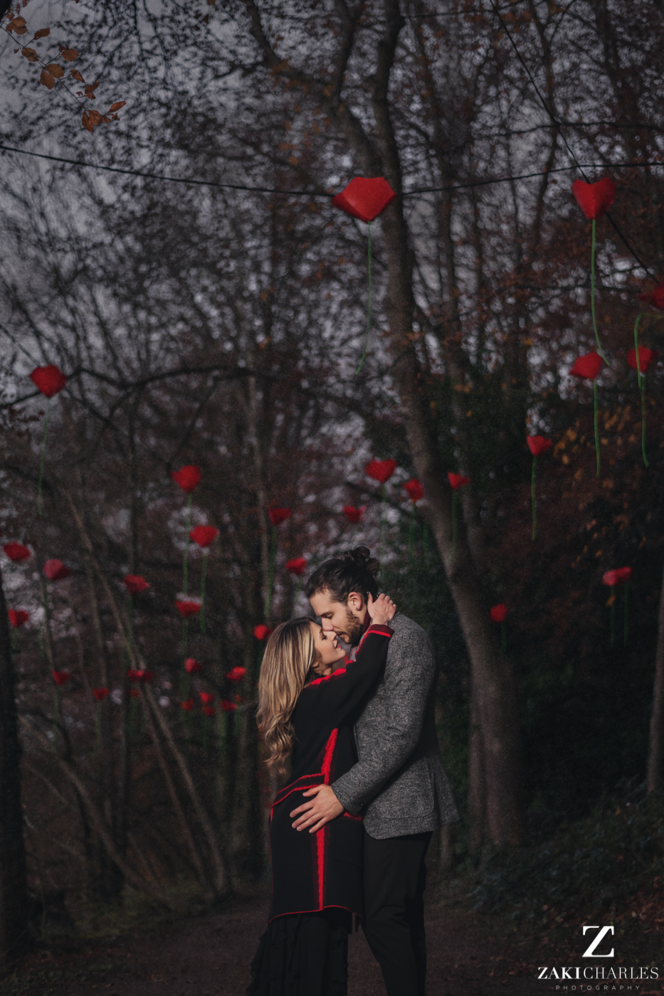 Blenheim Palace Engagement Session, AJ and Yannis fine art photography, Zaki Charles 8