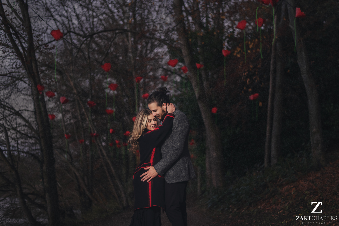 Blenheim Palace Engagement Session, AJ and Yannis fine art photography, Zaki Charles 9