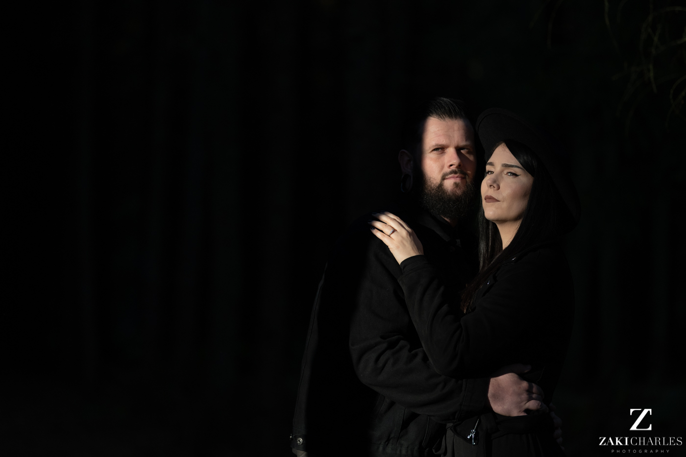 Black Park Engagement Session, Kirsty & Alex Zaki Charles Photography 4