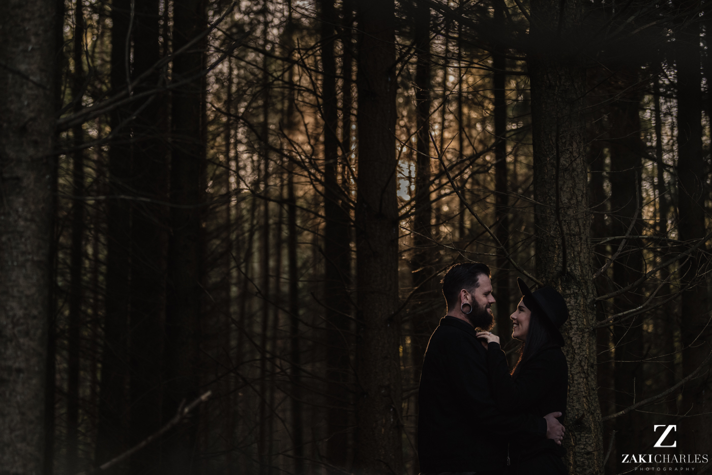 Black Park Engagement Session, Kirsty & Alex Zaki Charles Photography 6