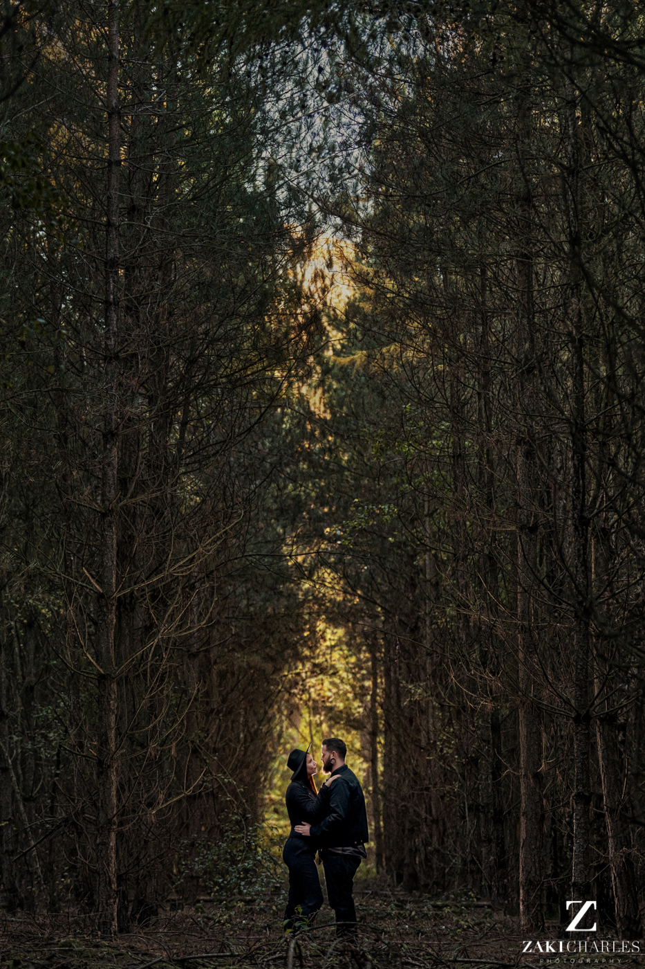 Black Park Engagement Session, Kirsty & Alex fine art photography 4